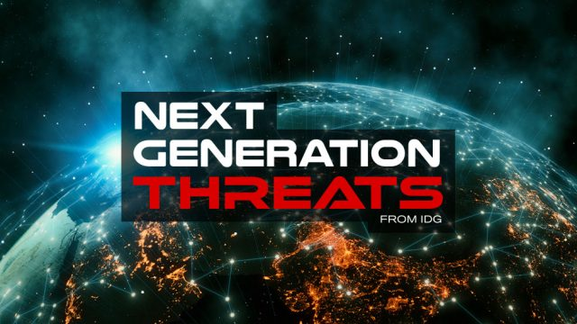 Next Generation Threats – digitalt event